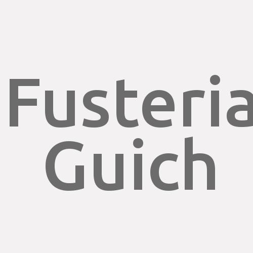 Fusteria Guich