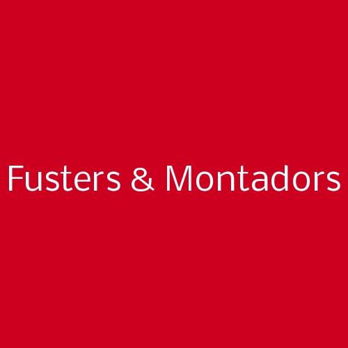 Fusters & Montadors