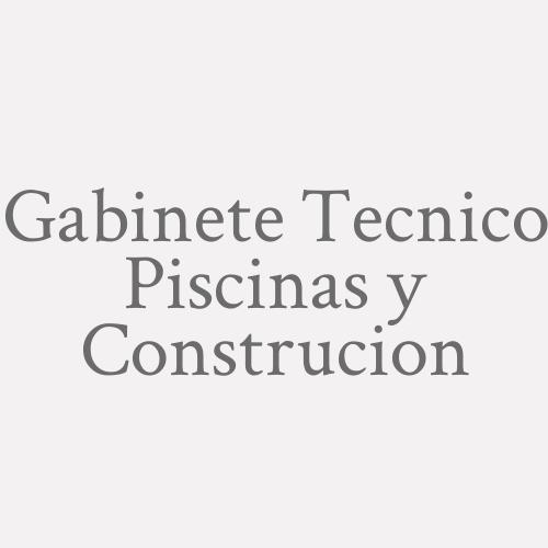 Gabinete Tecnico Piscinas Y Construcion