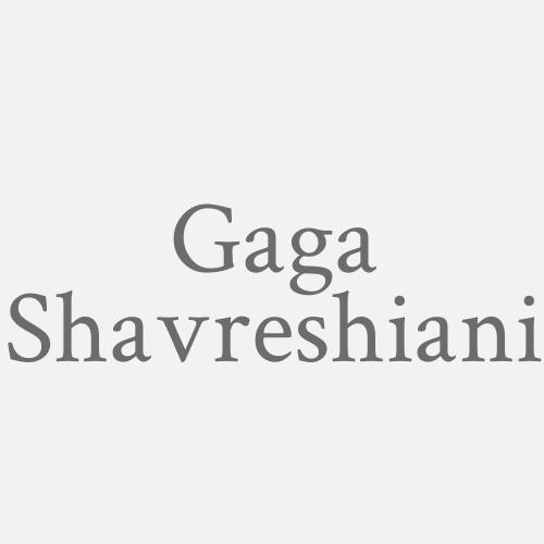 Gaga Shavreshiani