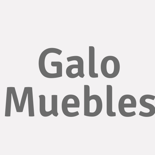 Galo Muebles
