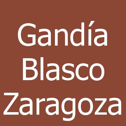 Gandía Blasco Zaragoza