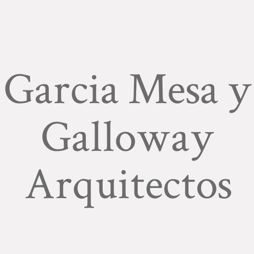 Garcia Mesa y Galloway Arquitectos
