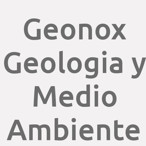 Geonox Geologia y Medio Ambiente