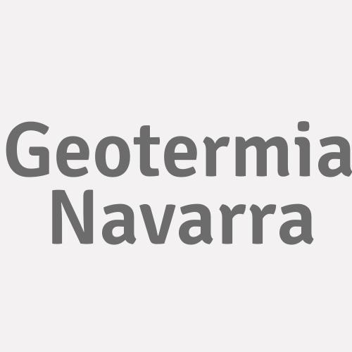 Geotermia Navarra
