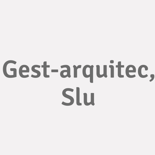 Gest-arquitec, Slu