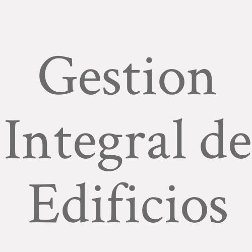 Gestion Integral de Edificios