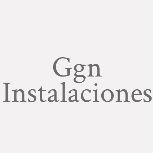 Ggn. Instalaciones