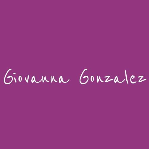 Giovanna Gonzalez