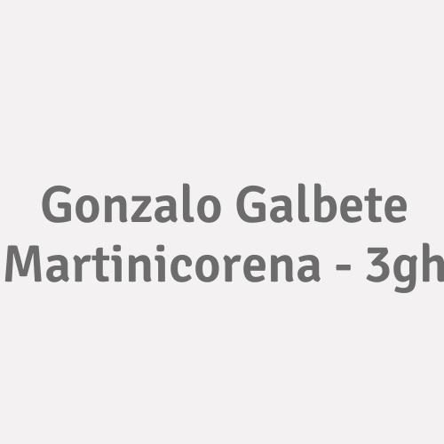 Gonzalo Galbete Martinicorena - 3gh