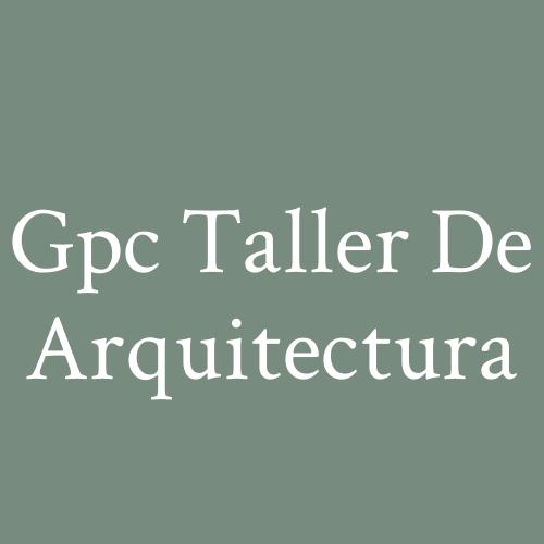 Gpc Taller de Arquitectura