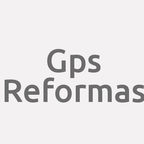 Gps Reformas