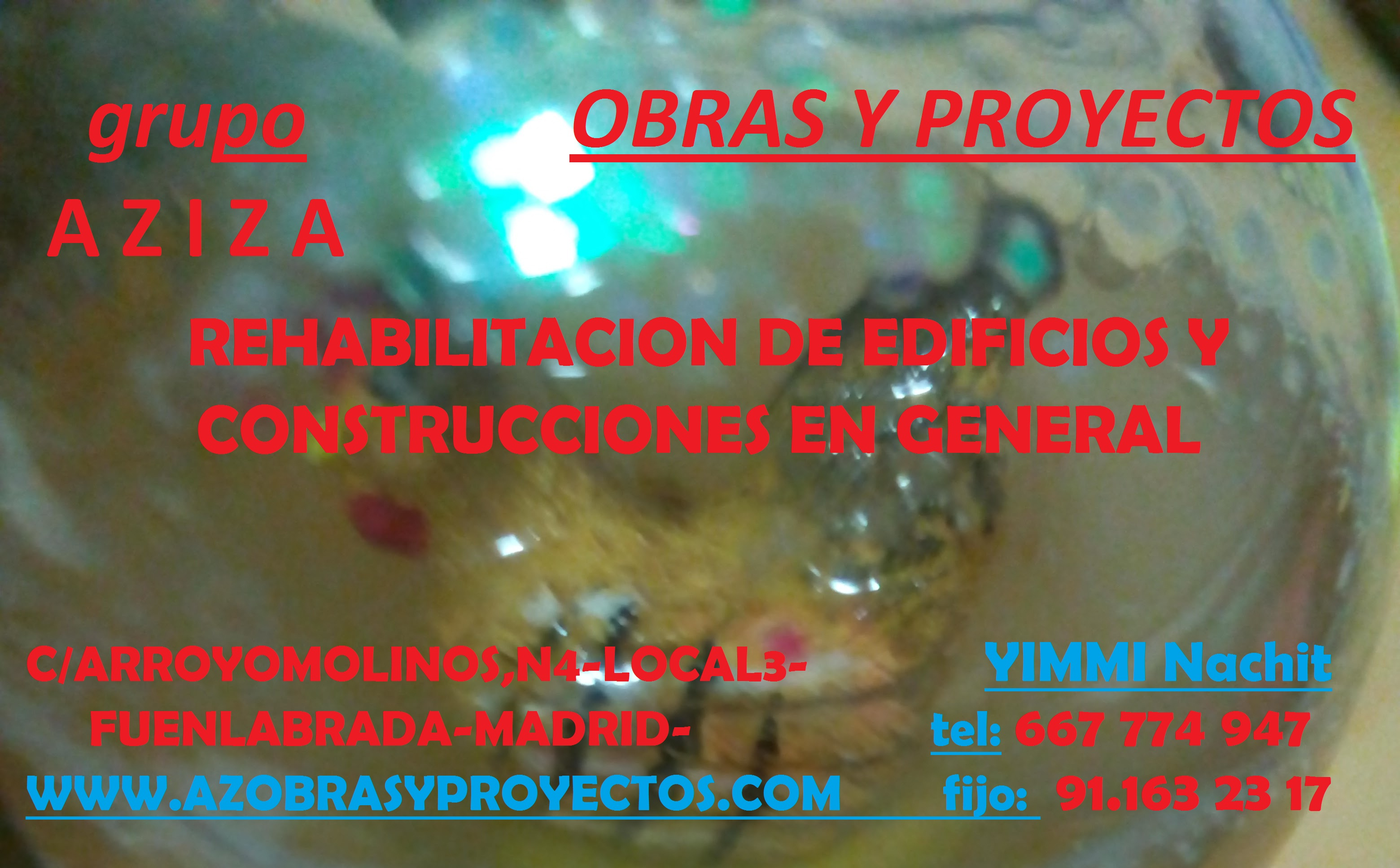 Aziza Obras y Proyectos Fiables