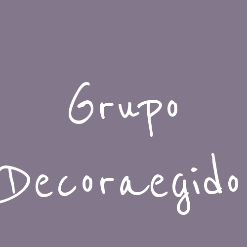 Grupo Decoraegido