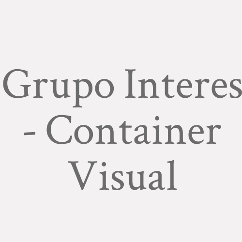 Grupo Interes - Container Visual