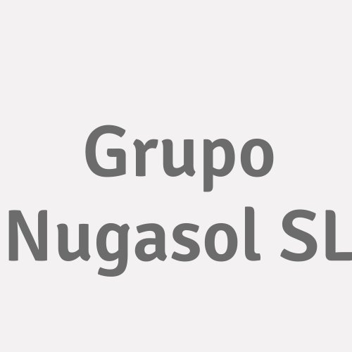 Grupo Nugasol S.l