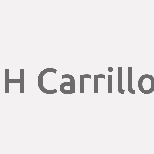 H. Carrillo