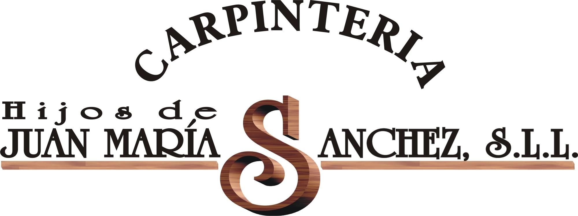 Carpintería Hijos De Juan María Sánchez S.L.L.