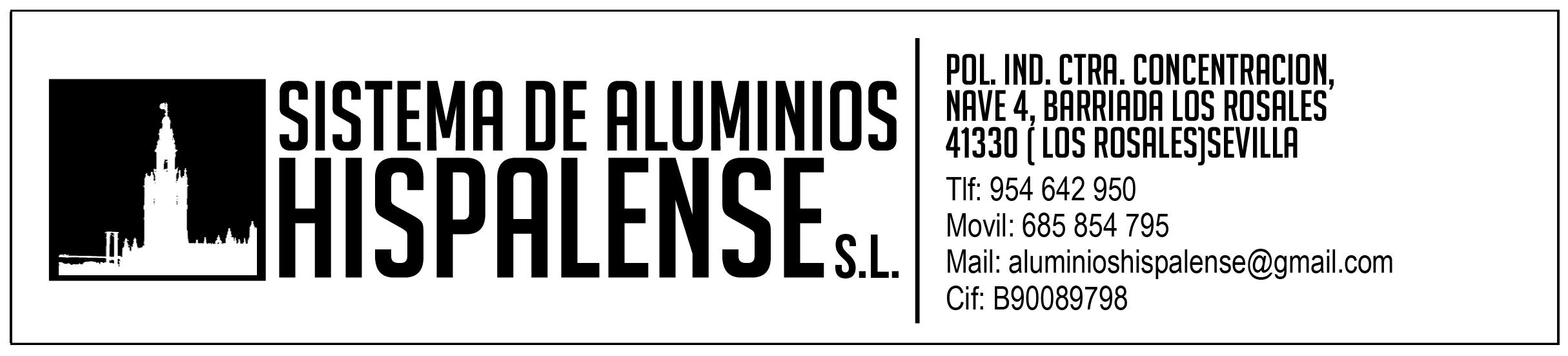 Sistema de Aluminios Hispalense S.L.