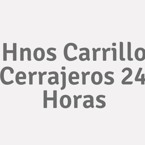Hnos Carrillo Cerrajeros 24 Horas