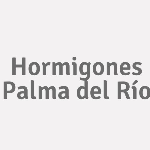 Hormigones Palma del Río