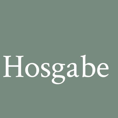 Hosgabe