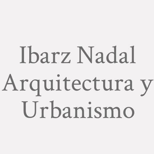 Ibarz Nadal Arquitectura y Urbanismo