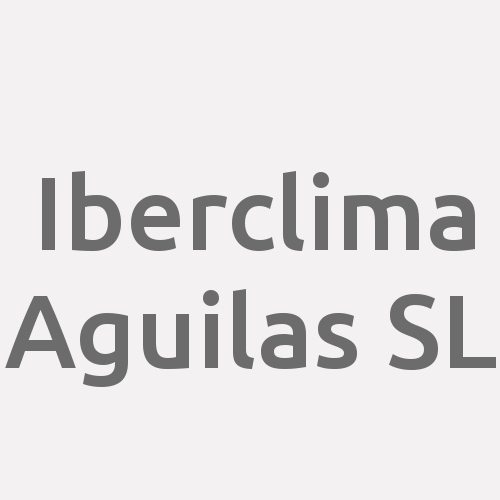 Iberclima Aguilas S.l.