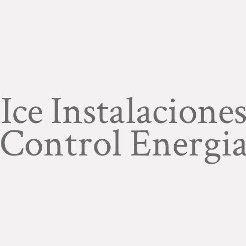 I.C.E. Instalaciones Control Energia