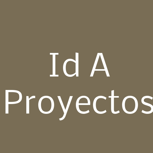 Id A Proyectos