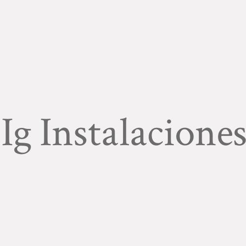 Ig Instalaciones