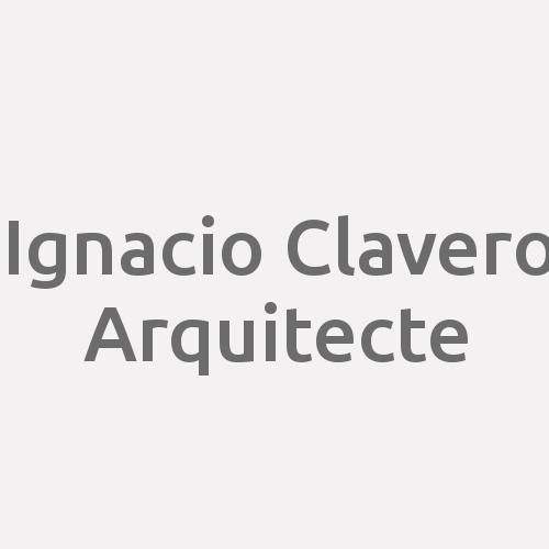 Ignacio Clavero. Arquitecte