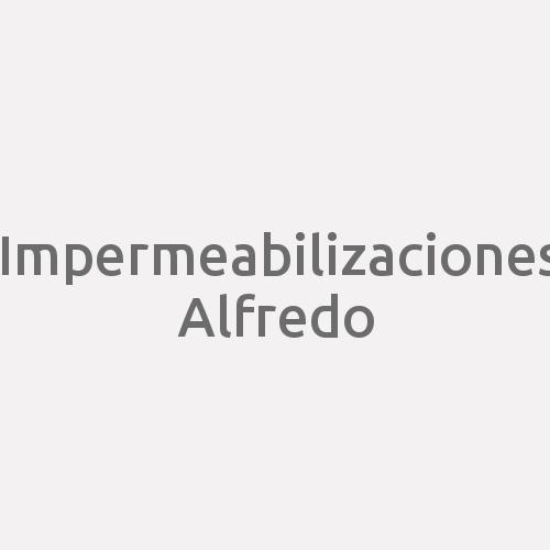 Impermeabilizaciones Alfredo