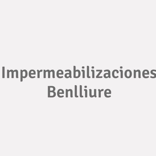 Impermeabilizaciones Benlliure