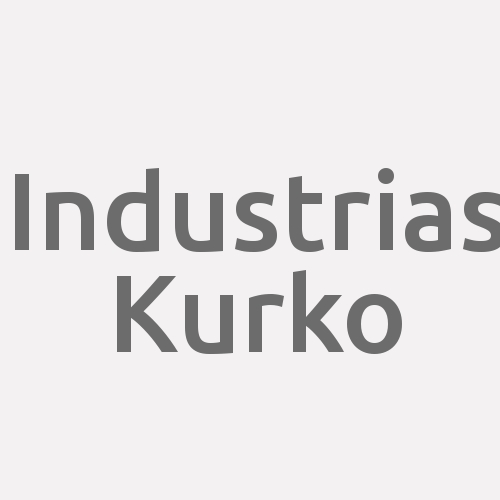 Industrias Kurko