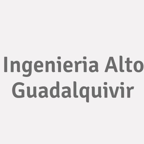 Ingenieria Alto Guadalquivir