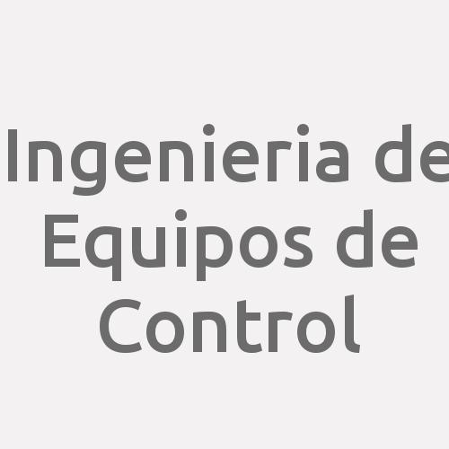 Ingenieria de Equipos de Control