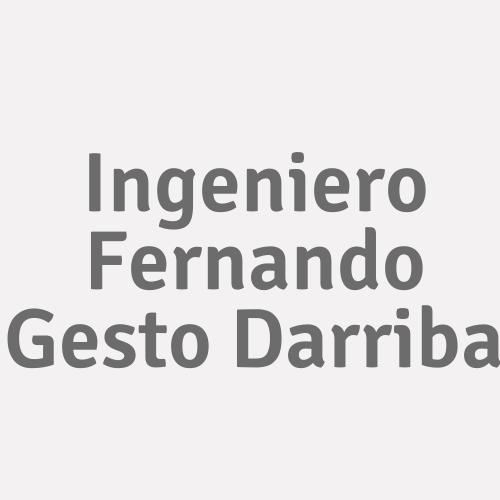 Ingeniero Fernando Gesto Darriba