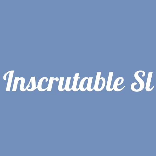 Inscrutable SL