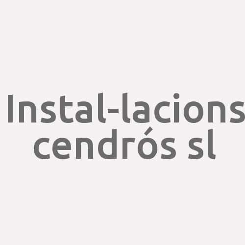 Instal-lacions Cendrós s.l