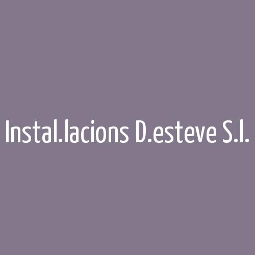 Instal.lacions D.esteve S.l.
