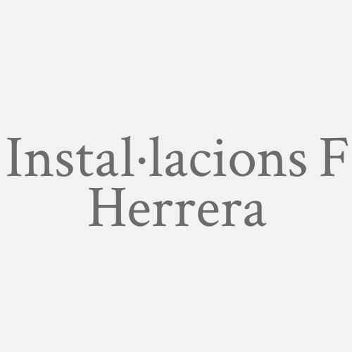 Instal·lacions F. Herrera