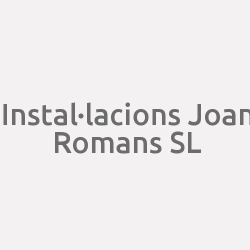 Instal·lacions Joan Romans SL