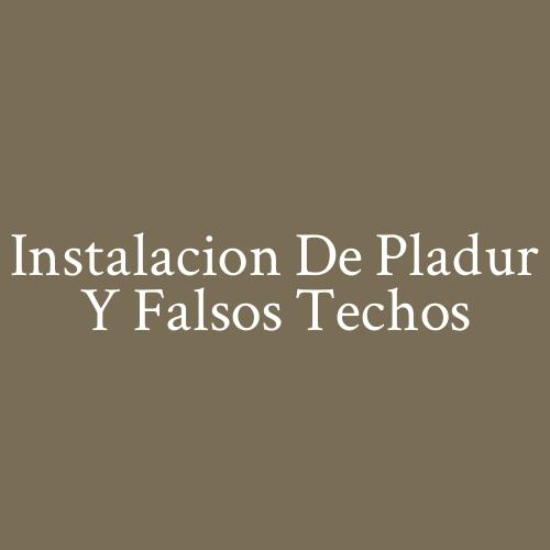 Instalación De Pladur y Falsos Techos