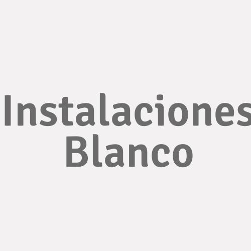 Instalaciones Blanco