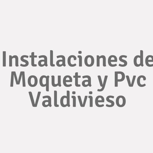 Instalaciones De Moqueta Y Pvc Valdivieso
