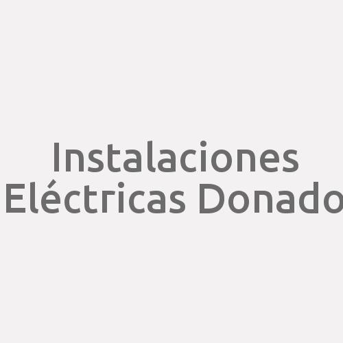 Instalaciones Eléctricas Donado