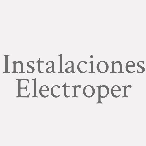 Instalaciones Electroper