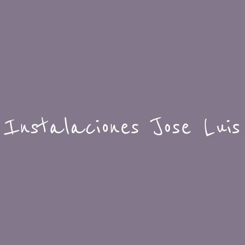 Instalaciones Jose Luis