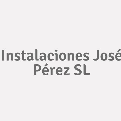 Instalaciones José Pérez SL